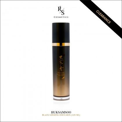 XSC 32 - HUKSAMSOO   Black Ginseng Emulsion