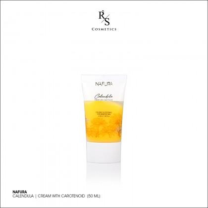 SC 16 - NAFURA   Calendula Cream with Carotenoid